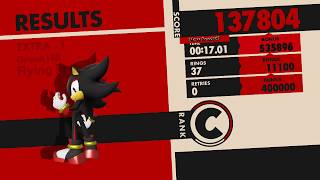 SONIC FORCES Flying Pod World Record