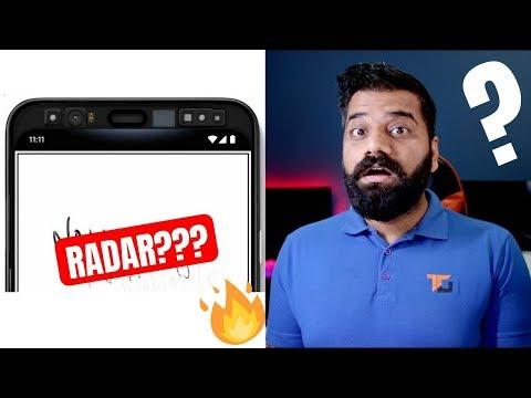 Google Pixel 4 with RADAR??🔥📡