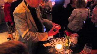 Table Magician Derby - Bernie
