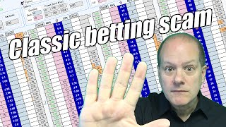 Sports betting scams australia zoo horse betting machine learning pdf