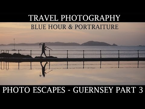 Travel, Landscape and Portrait Photography - Exploring Guernsey Part 3