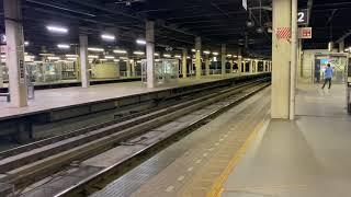 キハ261系5000番台ラベンダー編成で運行!フラノラベンダーエクスプレス 札幌駅入線