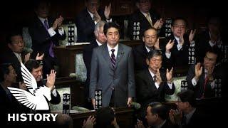 "【HD】歴代内閣総理大臣映像 ""伊藤博文~安倍晋三"" - Prime Minister of Japan footage"