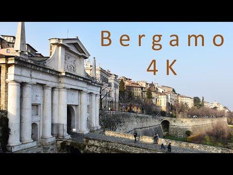 Bergamo città 4K