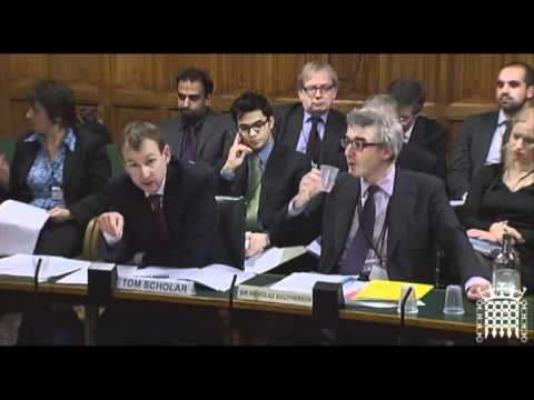 Steve Barclay MP questions Treasury Officials - PAC - 2nd February 2011 (Q28-32)