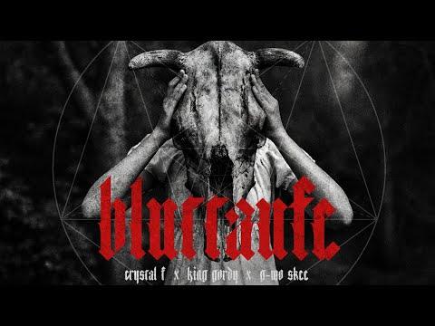 CRYSTAL F X G-MO SKEE X KING GORDY - Bluttaufe `Prod. Kotico`   Ruffiction