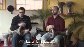 Maqsum Darbuka Duo - Bellydance - Sons de l