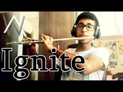 K-391 & Alan Walker - Ignite Instrumental Flute Cover