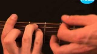Leçon de Guitare - Comment faire l'accord de FA / F Barré