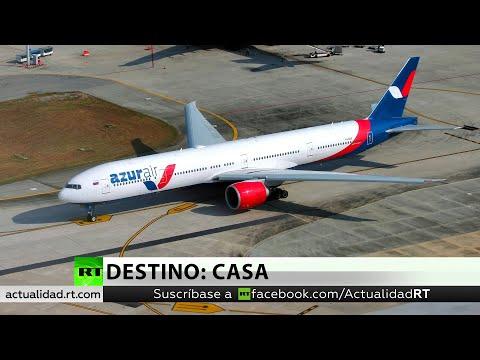 Rusia envía un vuelo especial para repatriar a los rusos atrapados en América Latina