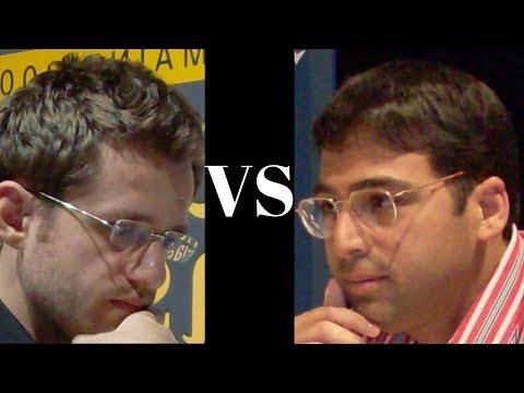 Levon Aronian vs Vishy Anand 2011 - Bilbao 2011 - Queen's Gambit Declined : Vienna (Chessworld.net)
