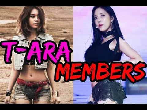 Members of T-ARA Profile 2016 (SACROSKPOP)