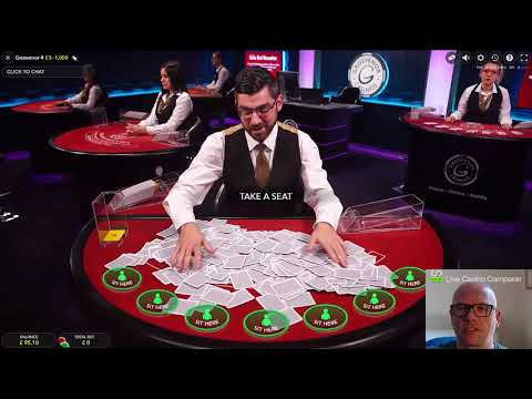 Grosvenor Live Casino Review