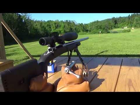 300 Yard Bench Rest Shoot