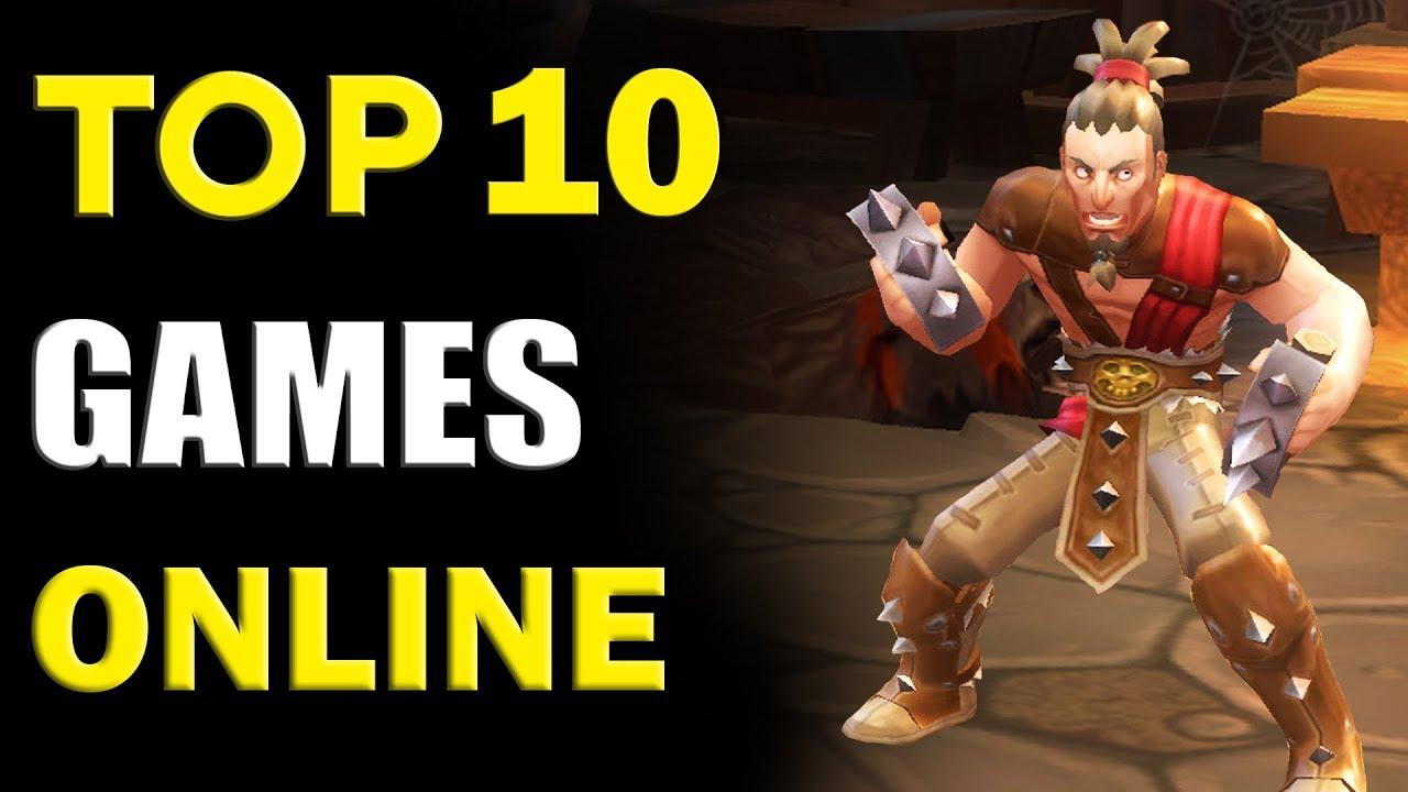 Top 10 Juegos Multiplayer Online Para Pc De Pocos Requisitos
