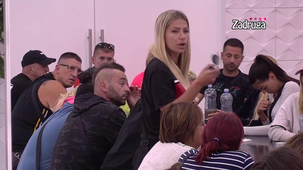 Zadruga 4 - Dragana hvali Rialdu kao nikada do sada - 26.09.2020.