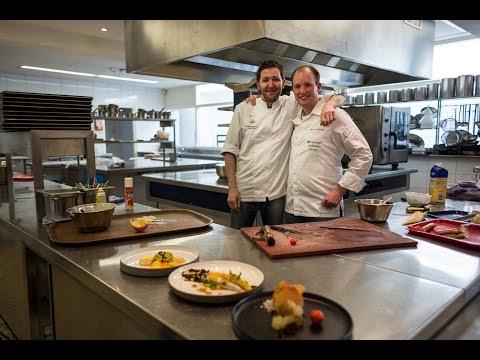 Menno Post De Bokkedoorns masterclass - Chef's Report