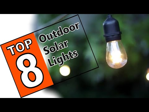 🌻 Best Selling Outdoor Solar Lights On Amazon – 2019 Review Of 8 Top Models