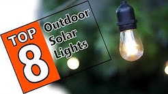 🌻 Best Selling Outdoor Solar Lights On Amazon - 2019 Review Of 8 Top Models