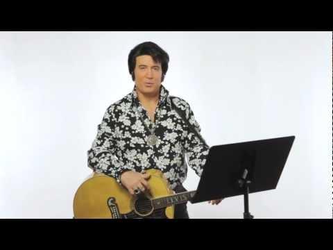 How to Sing like Elvis Presley -