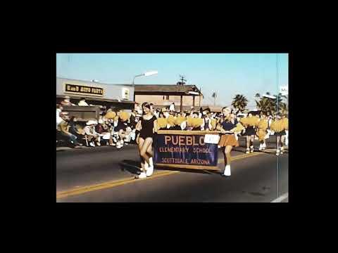 Pueblo Elementary School Cheerleaders - 1974