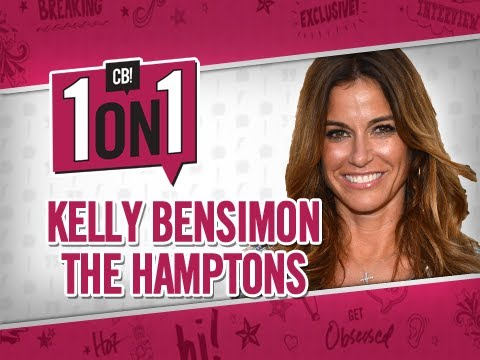 Kelly Bensimon's In The Spirit of the Hamptons - Exclusive Interview