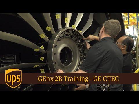 GEnx-2B Training - GE CTEC