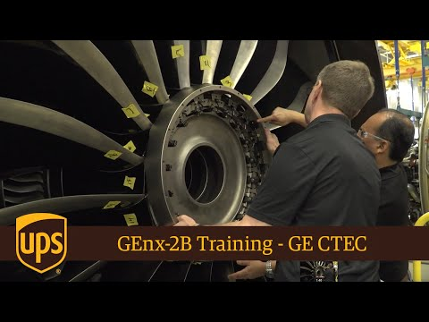 GEnx-2B Training - GE CTEC