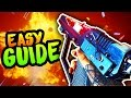 "ZOMBIES IN SPACELAND EASTER EGG GUIDE: ""SHREDDER"" TUTORIAL (Infinite Warfare Zombies Wonder Weapon)"