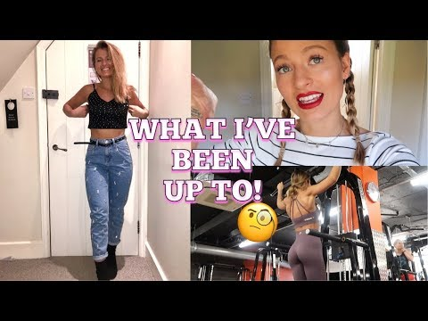 WHAT I WORE, WHAT I ATE & WHAT I DID THIS WEEK!