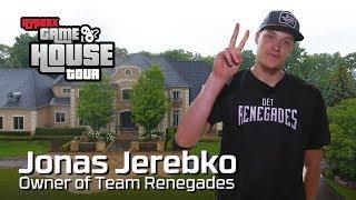 Utah Jazz Jonas Jerebko – Renegades team owner - HyperX Gaming House Tour
