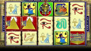 Sparrow Gaming - IGT Pharaohs Fortune Illinois Game