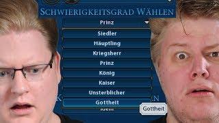 Challenge: Civilization 6 gegen schwerste Gegner (Gottheit Schwierigkeit)