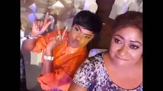 watch iyabo ojo ronke oshodi oke and faithia balogun dancing at an event