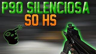 Point Blank - P90 COM SILENCIADOR !