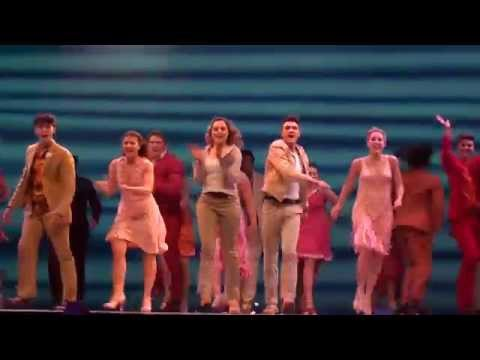 """MAMMA MIA!"" THE MUSICAL - INTERNATIONAL TOUR - MAMMA MIA/DANCING QUEEN - MILANO, 24.11.2015"