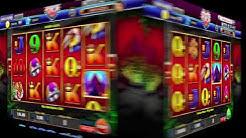 *Aristocrat Slots* Flamin' Tiger Online Big win & Free Games Feature! Online Slots Free