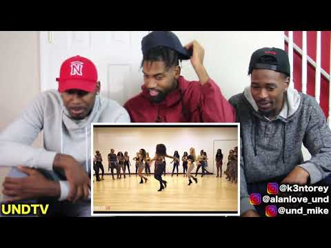 Aliya Janell (Choreography) - When We by Tank [REACTION]