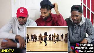 TANK - WHEN WE | ALIYA JANELL CHOREOGRAPHY  [REACTION]