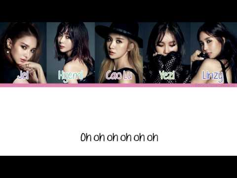 [Color Coded/Han/Eng/Rom] Fiestar - Tight/So Tight