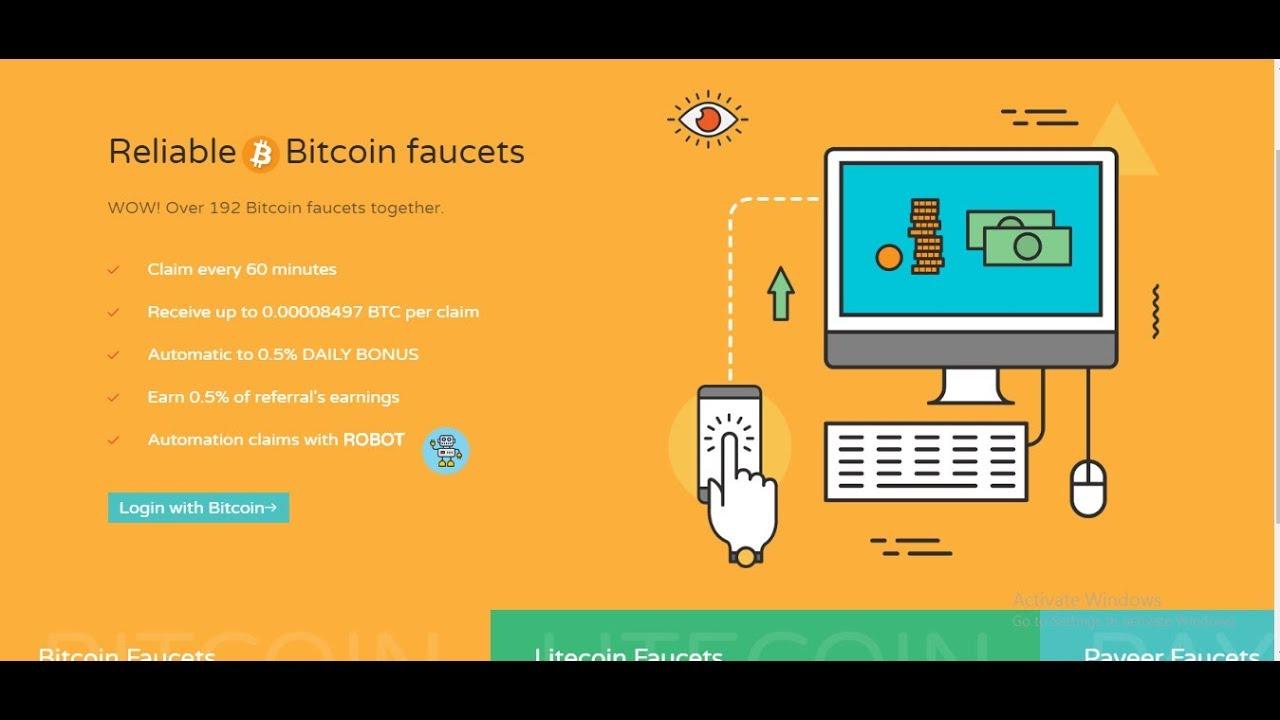 Top Bitcoin Faucets Litecoin Coin Forum