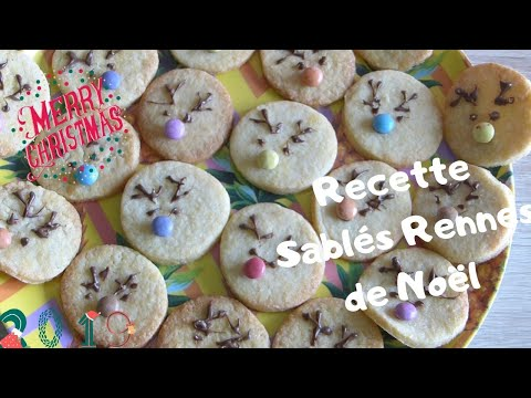 {-recettes-de-noel-}-les-sablé-rennes-de-noel