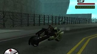 TRON REVEALED || How to get TRON LEGACY BIKE in GTA San Andreas