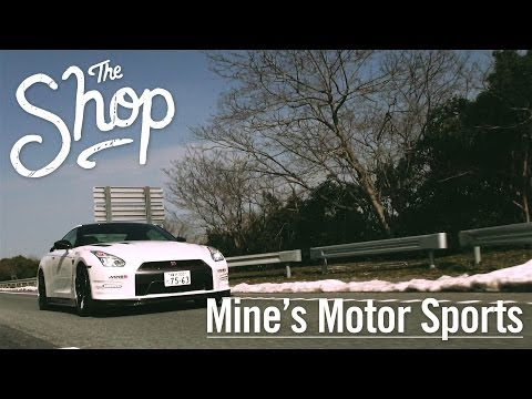 The Shop: Mine's Motor Sports
