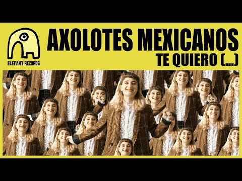 AXOLOTES MEXICANOS - Te Quiero (...) [Official]
