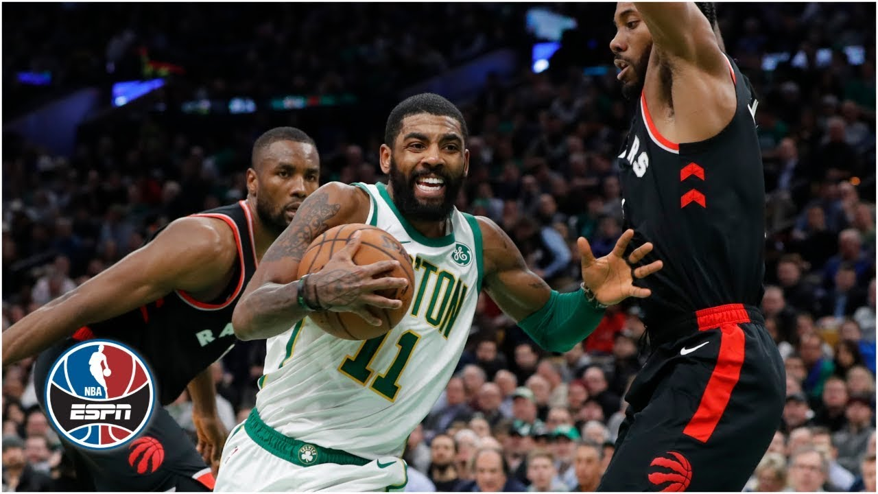 31647f91a84 Kyrie Irving outduels Kawhi Leonard with 27 points