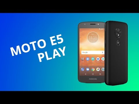 Motorola Moto E5 Play Video clips - PhoneArena