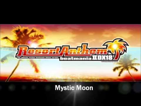 IIDX 18 Resort Anthem - BGM themes