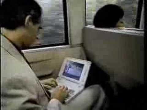 Windows 95 launch video 60s
