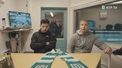 KTP-TV: Suomen Cup KTP-EIF lehdistö 1.2.2020